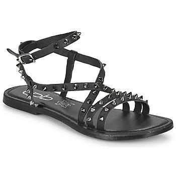Pantofi Femei Sandale  Les Petites Bombes BEATA Negru