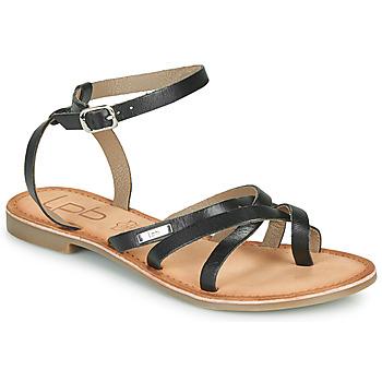 Pantofi Femei Sandale  Les Petites Bombes BERYLE Negru