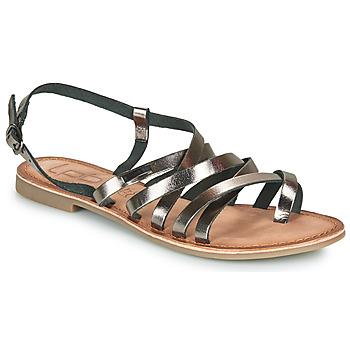 Pantofi Femei Sandale  Les Petites Bombes BRENDA Gri