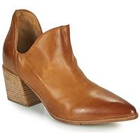 Pantofi Femei Botine Moma OSTUMI Maro