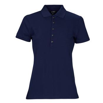 Îmbracaminte Femei Tricou Polo mânecă scurtă Lauren Ralph Lauren KIEWICK Albastru