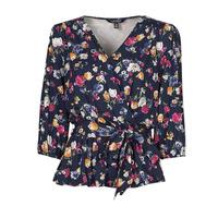 Îmbracaminte Femei Tricouri mânecă scurtă Lauren Ralph Lauren SHIANETA Multicolor