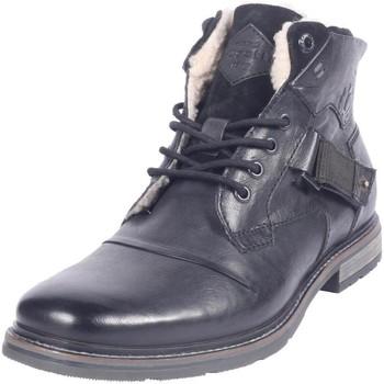 Pantofi Bărbați Cizme de zapadă Bugatti Vandal Ii Black