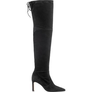 Pantofi Femei Cizme lungi peste genunchi Högl Highliner Schwarz Black
