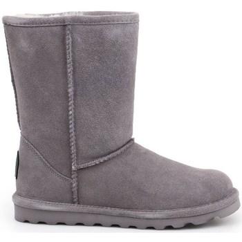 Pantofi Femei Cizme de zapadă Bearpaw Elle Short Gri