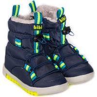 Pantofi Băieți Cizme Bibi Shoes Cizme Baieti Bibi Roller New Naval cu Blanita Bleumarin