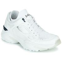 Pantofi Bărbați Pantofi sport Casual Skechers KRAZ - THURSTON Alb