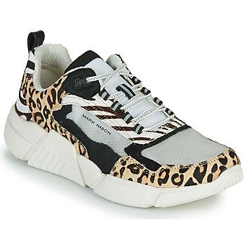 Pantofi Femei Pantofi sport Casual Skechers BLOCK - WEST Bej