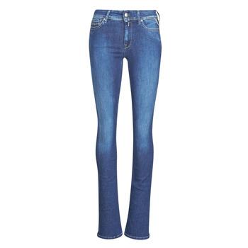 Îmbracaminte Femei Jeans bootcut Replay LUZ SUPER / Light / Blue