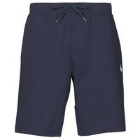 Îmbracaminte Bărbați Pantaloni scurti și Bermuda Polo Ralph Lauren SHORT DE JOGGING EN DOUBLE KNIT TECH LOGO PONY PLAYER Albastru