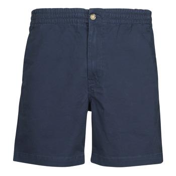 Îmbracaminte Bărbați Pantaloni scurti și Bermuda Polo Ralph Lauren SHORT PREPSTER AJUSTABLE ELASTIQUE AVEC CORDON INTERIEUR LOGO PO Albastru