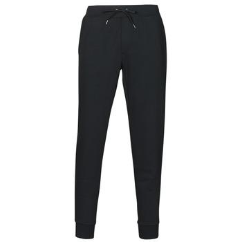 Îmbracaminte Bărbați Pantaloni de trening Polo Ralph Lauren PANTALON DE JOGGING EN DOUBLE KNIT TECH LOGO PONY PLAYER Negru