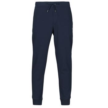 Îmbracaminte Bărbați Pantaloni de trening Polo Ralph Lauren PANTALON DE JOGGING EN DOUBLE KNIT TECH LOGO PONY PLAYER Albastru