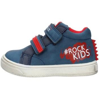 Pantofi Băieți Pantofi sport stil gheata Lumberjack SB55012004S03 Blue