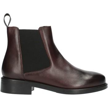 Pantofi Femei Ghete Frau 98L3 Bordeaux