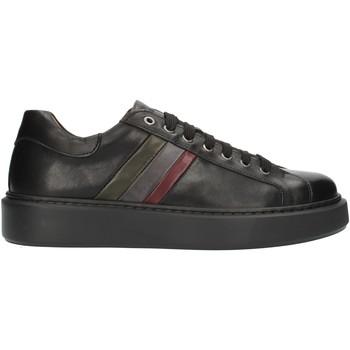 Pantofi Bărbați Pantofi sport Casual Exton 888 Black