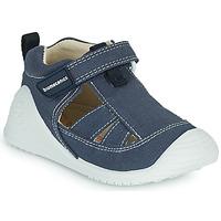 Pantofi Băieți Sandale  Biomecanics 202211 Albastru