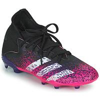 Pantofi Copii Fotbal adidas Performance PREDATOR FREAK .3 F Negru / Roz