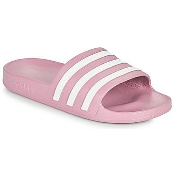 Pantofi Femei Șlapi adidas Performance ADILETTE AQUA Roz
