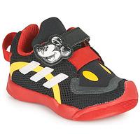 Pantofi Copii Pantofi sport Casual adidas Performance ACTIVEPLAY MICKEY I Negru / Roșu