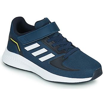 Pantofi Copii Pantofi sport Casual adidas Performance RUNFALCON 2.0 C Albastru / Alb