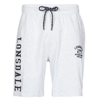 Îmbracaminte Bărbați Pantaloni scurti și Bermuda Lonsdale KNUTTON Gri