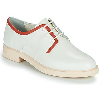 Pantofi Femei Pantofi Derby Camper TWINS Alb