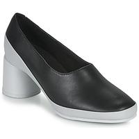 Pantofi Femei Pantofi cu toc Camper UPRIGHT Negru / Alb
