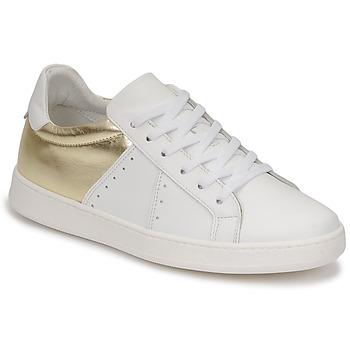Pantofi Femei Pantofi sport Casual Myma PIGGE Alb / Auriu