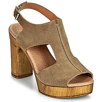 Pantofi Femei Sandale  Myma POULISSA Taupe