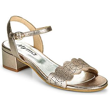 Pantofi Femei Sandale  Myma POULISSADE Auriu