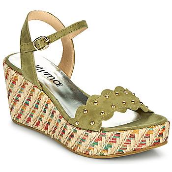 Pantofi Femei Sandale  Myma POLIDO Kaki