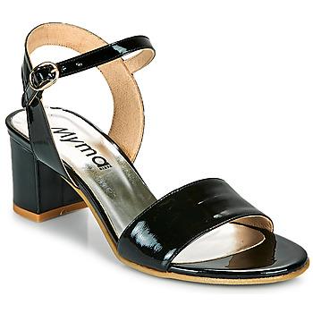 Pantofi Femei Sandale  Myma POLIDAME Negru