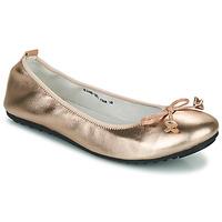 Pantofi Femei Balerin și Balerini cu curea Mac Douglas ELIANE Roz / Auriu