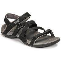 Pantofi Femei Sandale  Teva ASCONA SPORT WEB Negru
