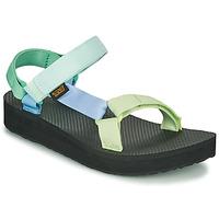 Pantofi Femei Sandale  Teva MIDFORM UNIVERSAL Verde