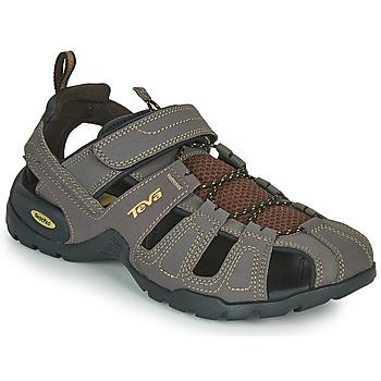 Pantofi Bărbați Sandale sport Teva FOREBAY Maro