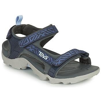 Pantofi Băieți Sandale  Teva TANZA Albastru