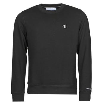 Îmbracaminte Bărbați Hanorace  Calvin Klein Jeans J30J314536-BAE Negru