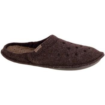 Pantofi Bărbați Papuci de casă Crocs Classic Slipper Cafenii