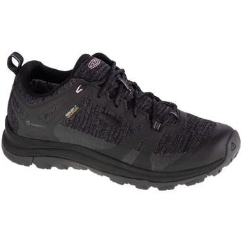 Pantofi Femei Drumetie și trekking Keen W Terradora II WP Negre