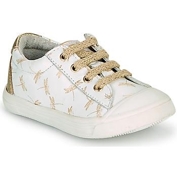 Pantofi Fete Pantofi sport Casual GBB MATIA Alb