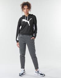 Îmbracaminte Femei Pantaloni de trening Puma Evostripe Pants Gri / Negru