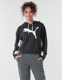 Îmbracaminte Femei Hanorace  Puma Modern Sports Hoodie Negru