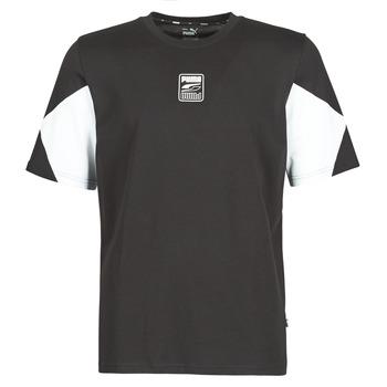 Îmbracaminte Bărbați Tricouri mânecă scurtă Puma REBEL ADVANCED TEE Negru