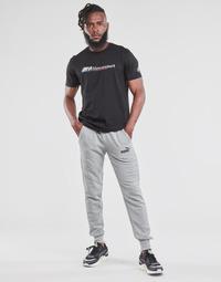 Îmbracaminte Bărbați Pantaloni de trening Puma ESS LOGO SLIM PANT LOGO FL CL Gri