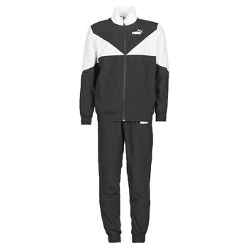 Îmbracaminte Bărbați Echipamente sport Puma Woven Suit CL Negru / Alb