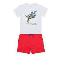 Îmbracaminte Băieți Compleuri copii  Polo Ralph Lauren SOULA Multicolor