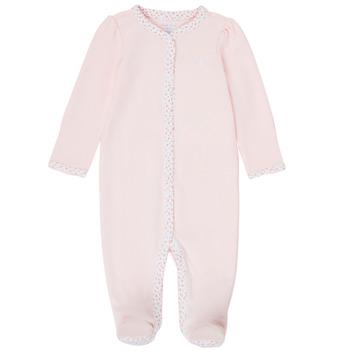 Îmbracaminte Fete Pijamale și Cămăsi de noapte Polo Ralph Lauren PAULA Roz