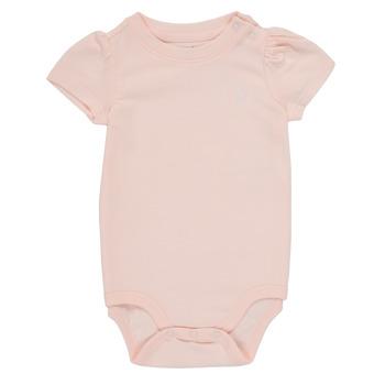 Îmbracaminte Fete Pijamale și Cămăsi de noapte Polo Ralph Lauren POLINE Roz